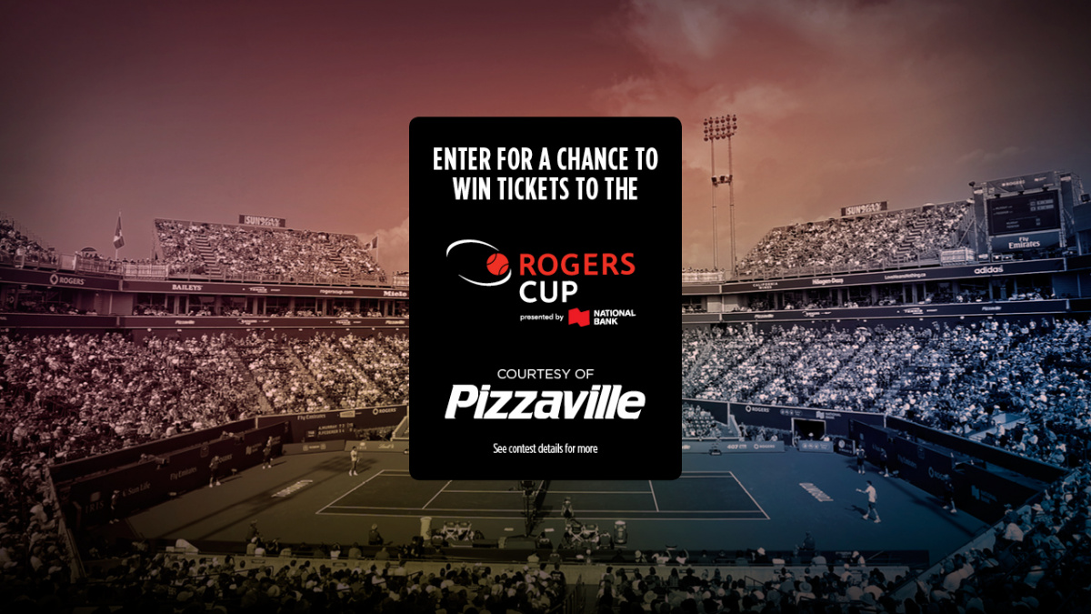Win a Rogers Cup Prize Pack!