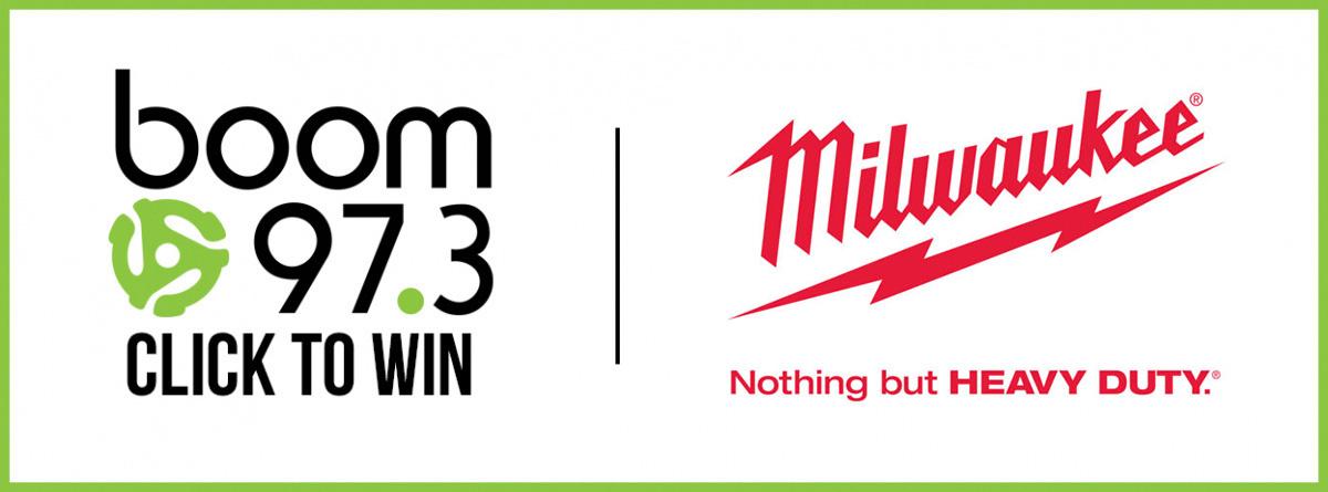 CLICK TO WIN - Milwaukee Tool | boom 97 3 - 70s 80s 90s